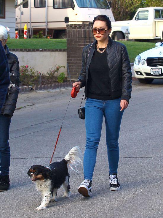 Amanda Bynes - przyszła porjektantka mody? (FOTO)