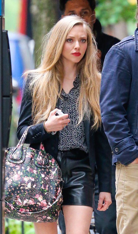 Amanda Seyfried powinna częściej myć włosy?