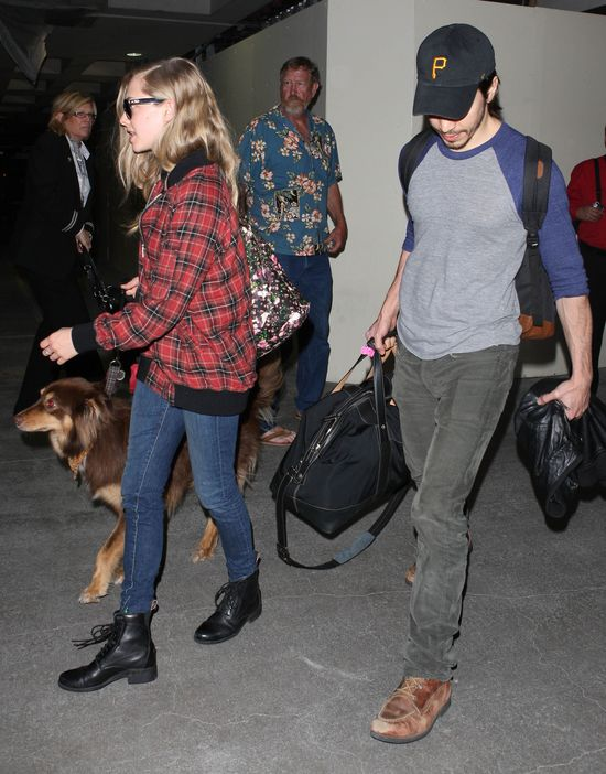 Amanda Seyfried wściekła na paparazzi (FOTO)