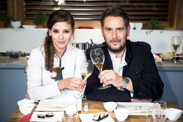 Klaudia Halejcio na kolacji z Wojciechem Amaro?