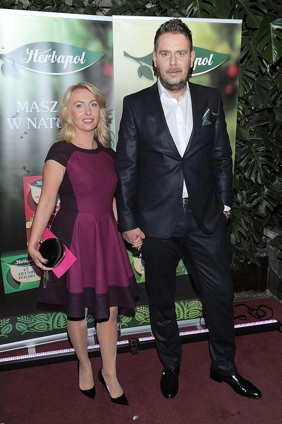Wojciech Modest Amaro pokazał żonę (FOTO)