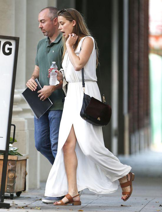 Amber Heard wysyłała nagie zdjęcia do Johnny'ego Deppa