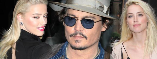 Czemu Amber Heard rzuciła Johnny'ego Deppa?