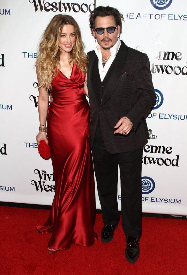 Amber Heard i Johnny Depp ROZWODZĄ SIĘ!