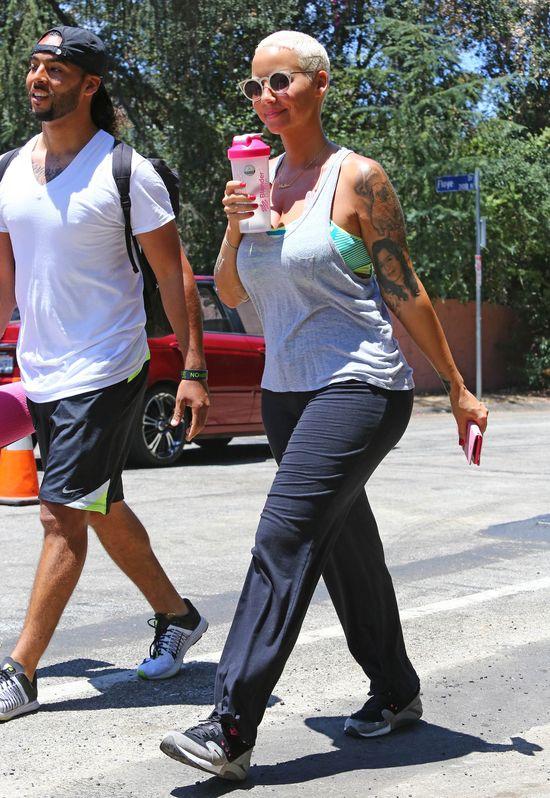Kolejna Kardashianka związała się z byłym Amber Rose