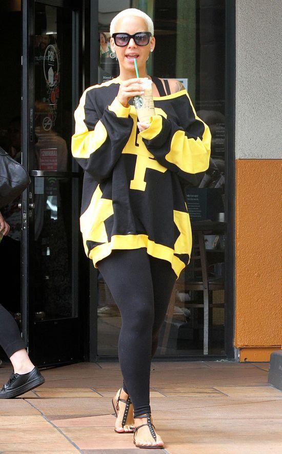 Zaskakujący powód rozstania Amber Rose i Wiza Khalifa