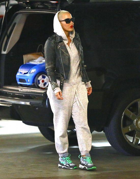 Amber Rose zdradziła bardzo wstydliwy sekret Kanye Westa
