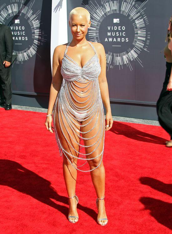 Amber Rose pokazuje to, co Kanye West lubi najbardziej