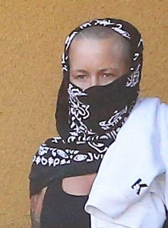 Chcecie zobaczyć Amber Rose bez makijażu? (FOTO)