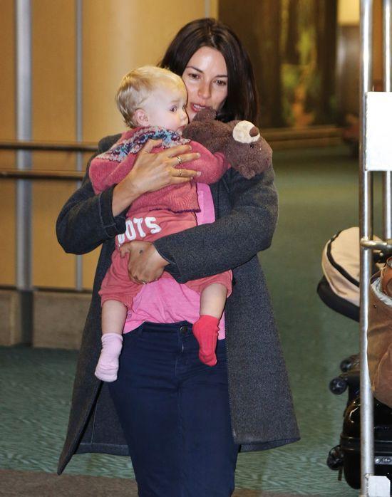Jak wyglądają żona i córeczka Jamiego Dornana? (FOTO)