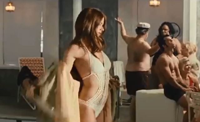 Amy Adams chciała pocałować Jennifer Lawrence