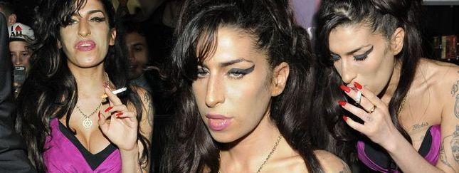 Amy Winehouse się nie zmienia (FOTO)