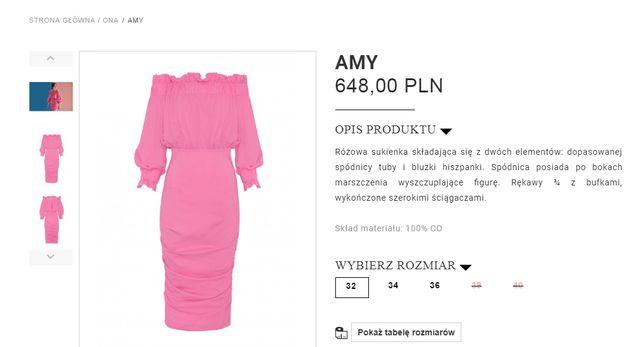 Doda w takiej samej sukience jak Małgorzata Rozenek-Majdan (ZDJĘCIA)