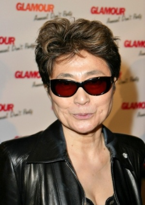Yoko Ono je psie mięso