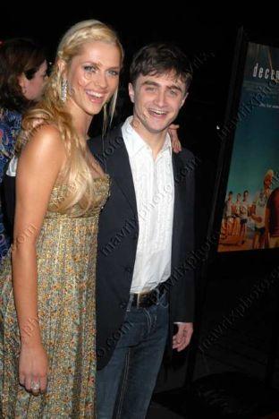 Radcliffe bał się sceny seksu