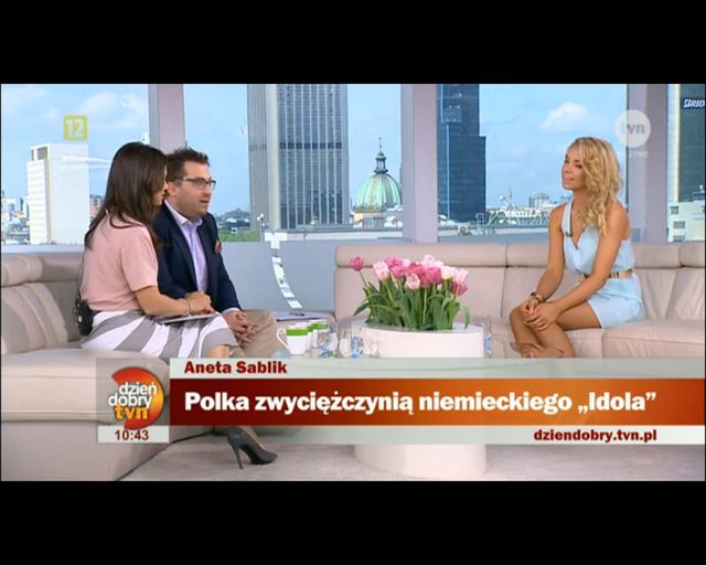 Aneta Sablik była za słaba na polski talent-show?