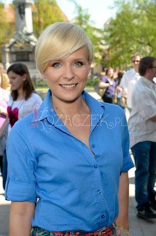 Aneta Zając wyrasta na pierwszą celebrytkę RP (FOTO)