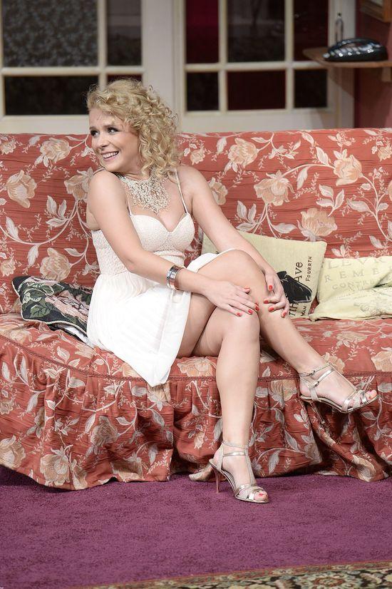 Jak Aneta Zaj�c przygotowuje si� do sesji w Playboyu? (FOTO)