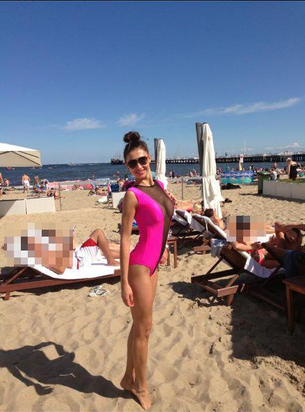 Angelika Fajcht: Van Damme był zachwycony moją osobą
