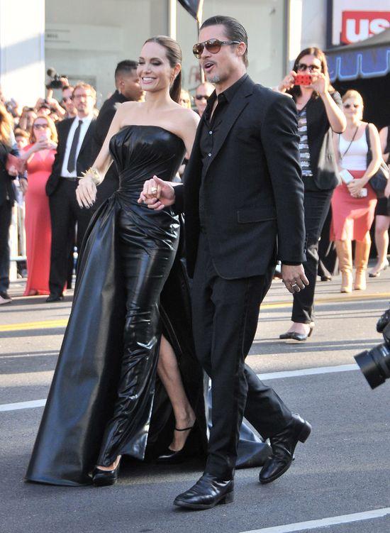 Angelina Jolie wydała 3 miliony $ na prezent dla męża
