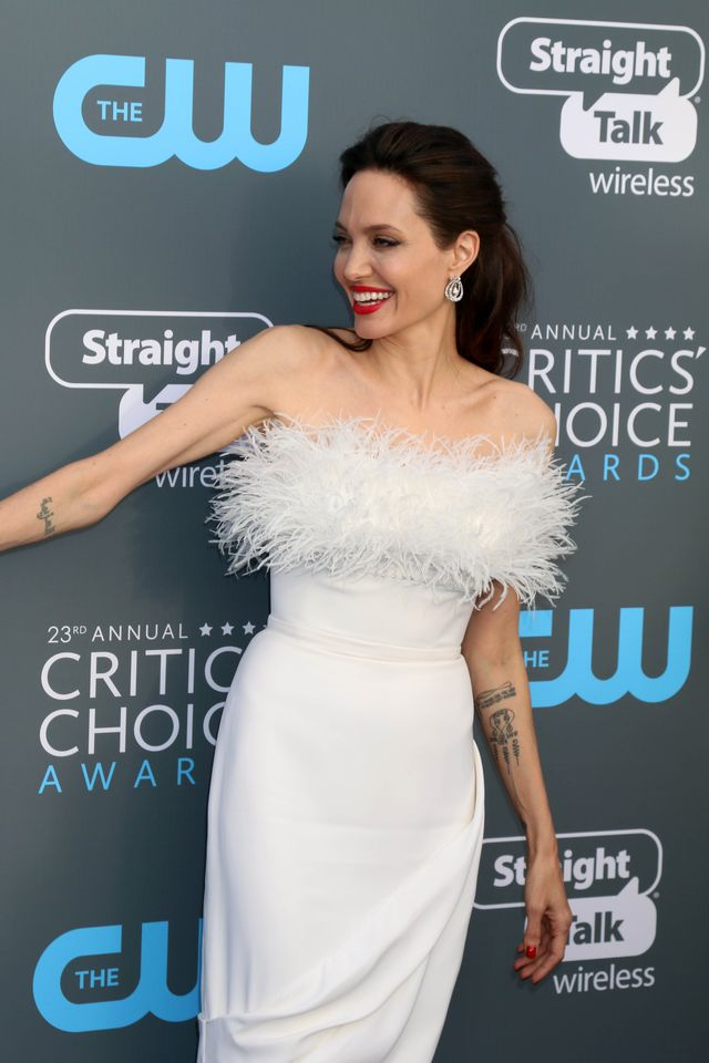 Przygotowania do ślubu Angeliny Jolie idą pełną parą