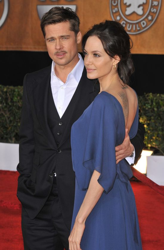 To kwestia czasu i Angelina Jolie poślubi tego pana. O kim mowa?