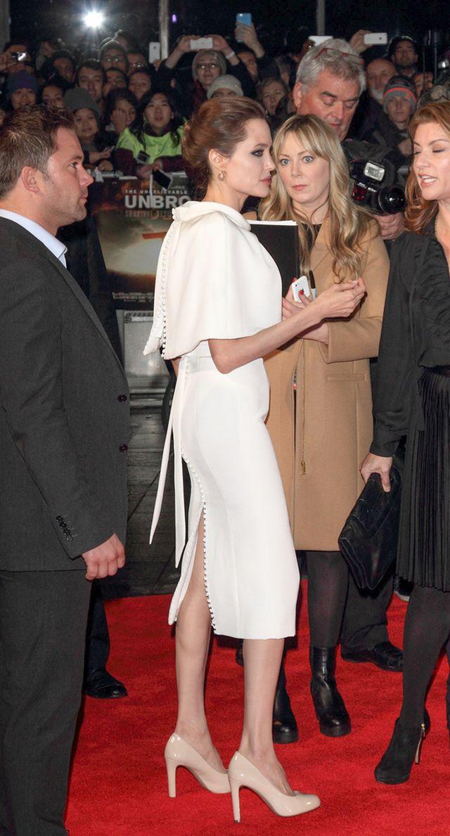Angelina Jolie miała wypadek!