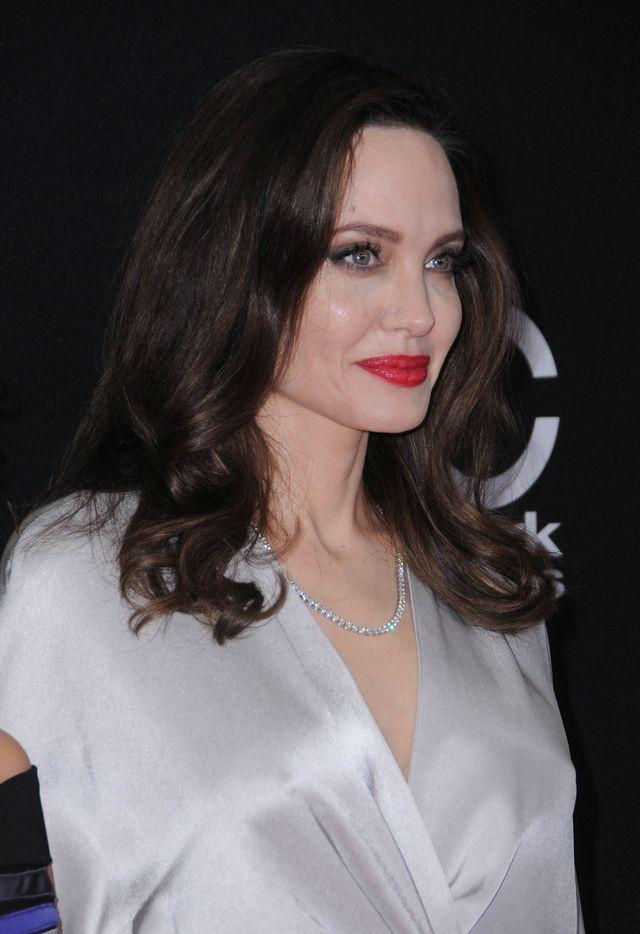 Angelina Jolie oszczędzała na świątecznych prezentach?