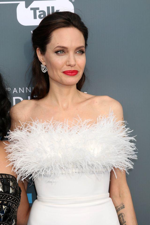 Angelina Jolie przedstawiła nowego mężczyznę dzieciom