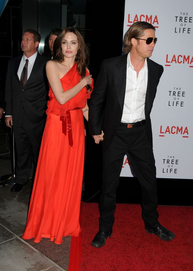 W swoim nowym mężu Angelina Jolie zakochała się jeszcze przed rozwodem