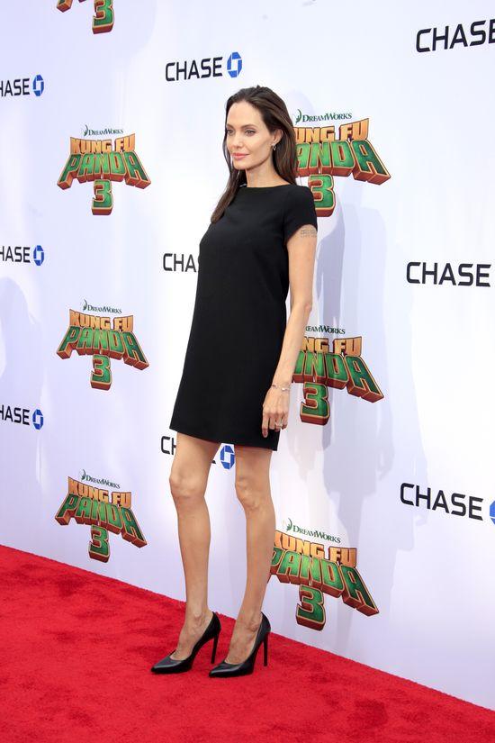 Oto dużo wyjaśniające szczegóły diety Angeliny Jolie