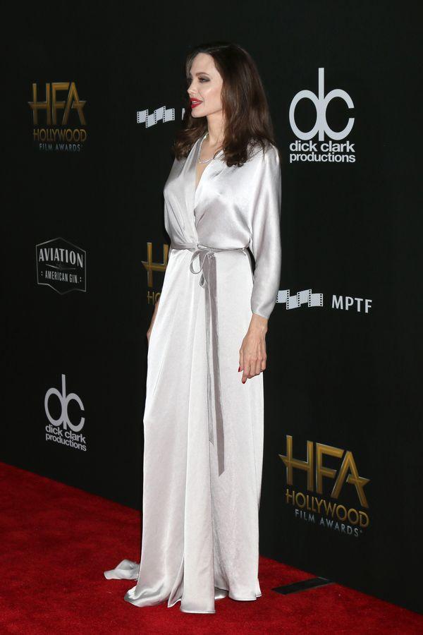 Angelina Jolie wygląda jak trup przy Shiloh? Waży mniej od 11-latki