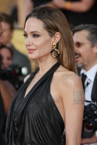 Angelina Jolie będzie prezenterką na tegorocznych Oskarach