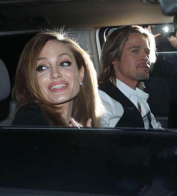 W ten weekend ślub Angeliny Jolie i Brada Pitta?