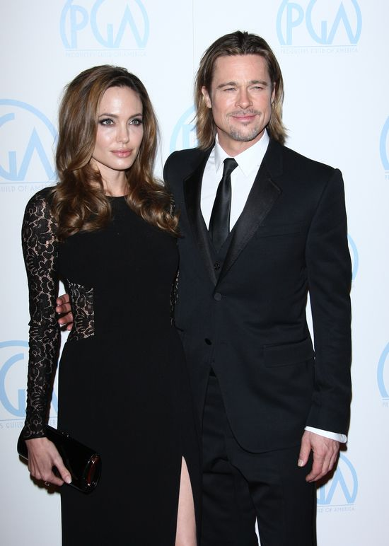 Brad Pitt nie przewidzia� kolejnego ruchu Angeliny Jolie