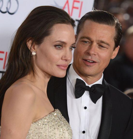 Angelina Jolie i Brad Pitt biorą rozwód!