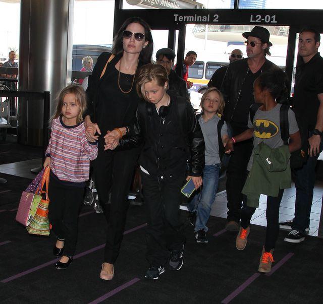 Kolejne dziecko w rodzinie Pitt-Jolie!