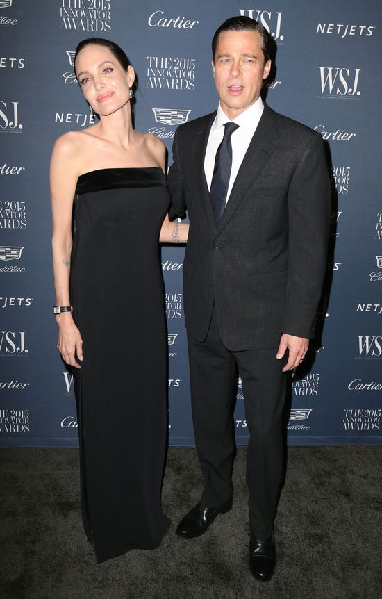 Angelina Jolie i Brad Pitt bior� rozw�d!