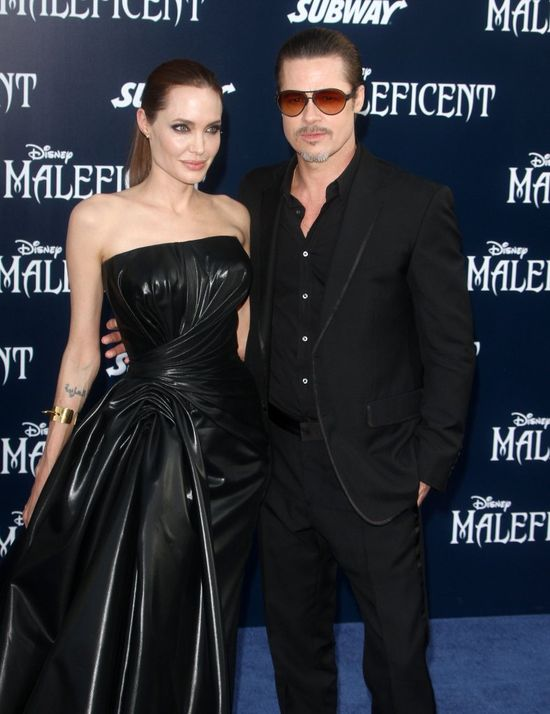 Brad Pitt i Angelina Jolie są.. BANKRUTAMI?