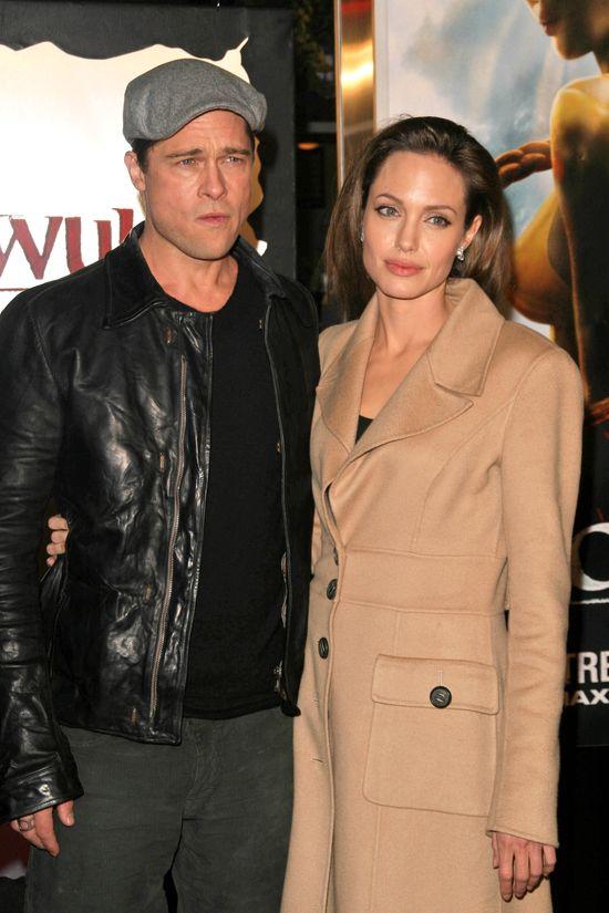 Istnieje video przedstawiaj�ce T� K��TNI� Angeliny Jolie i Brada Pitta?