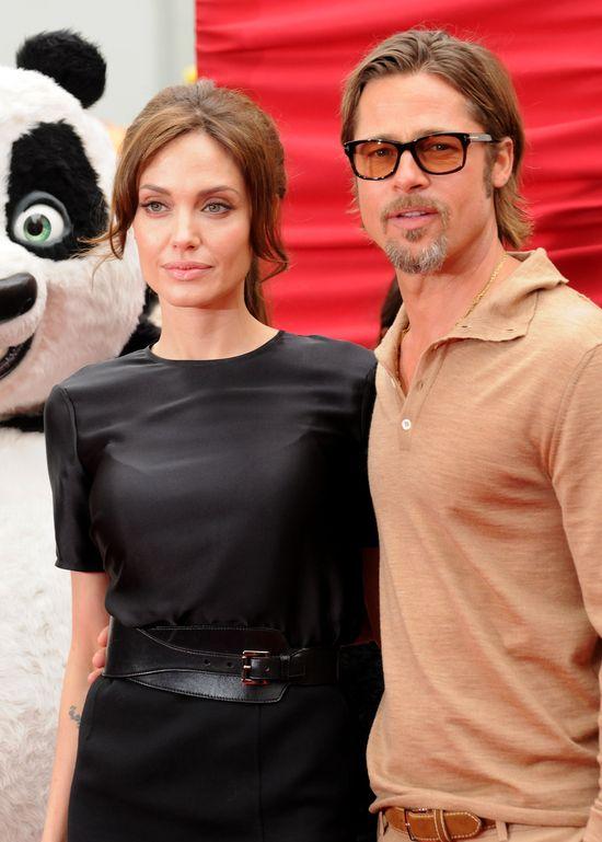 Oto co naprawdę czai się za rozwodem Brada i Angeliny