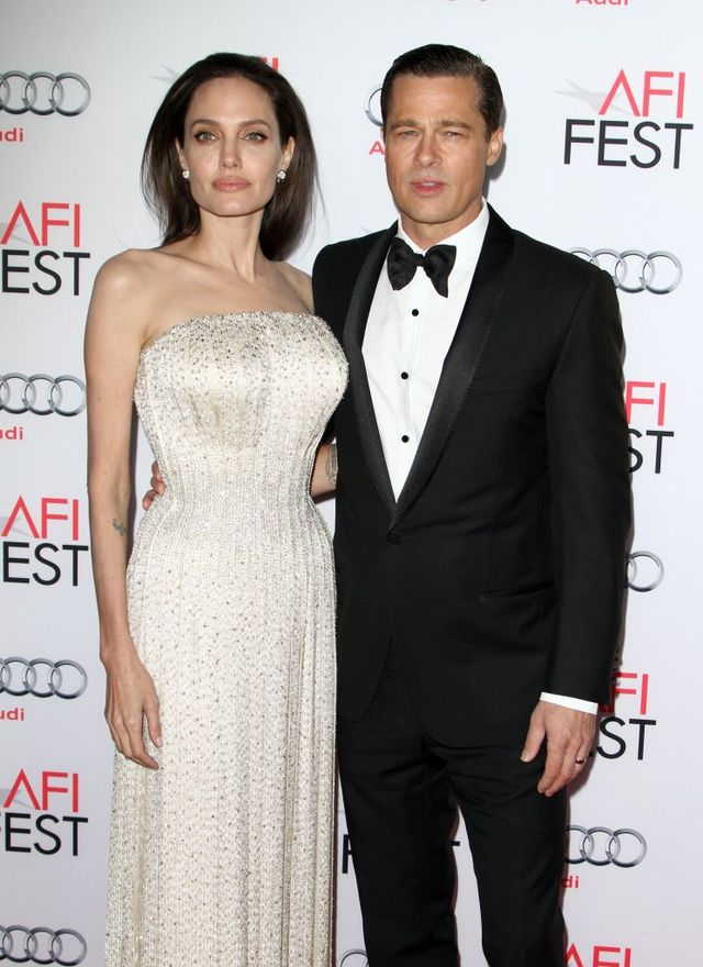 Dramatyczny apel niani Angeliny Jolie i Brada Pitta