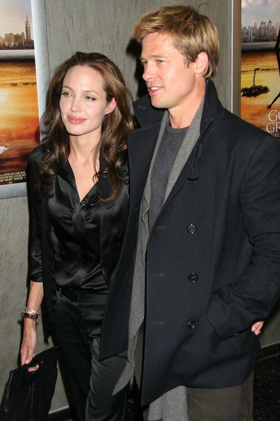 Istnieje video przedstawiające TĄ KŁÓTNIĘ Angeliny Jolie i Brada Pitta?