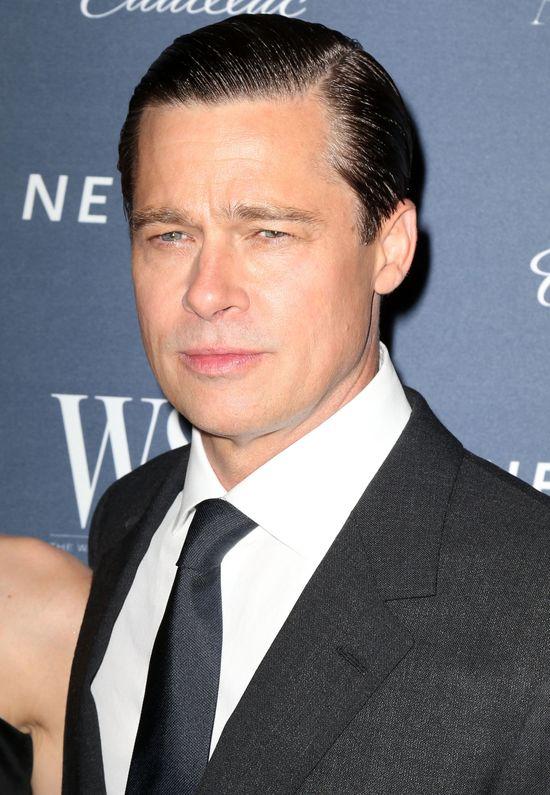 Pan i Pani Pitt jacyś tacy niewyraźni (FOTO)