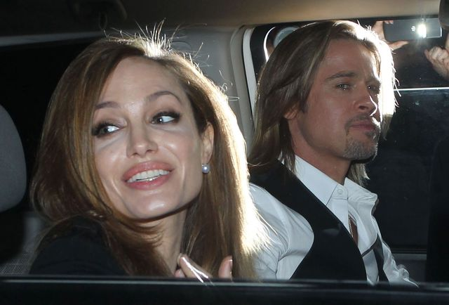Brad Pitt szaleje z zazdrości o Angelinę – ma powody?