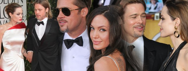 Angelina Jolie i Brad Pitt zaręczyli się!