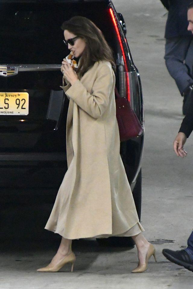 Zobaczcie, co je Angelina Jolie - zrozumiecie, dlaczego tak wygląda (ZDJĘCIA)