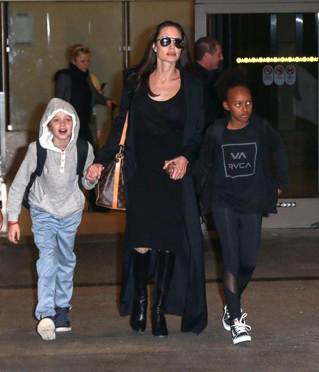 Czy Angelina Jolie zaraziła się wirusem Zika?