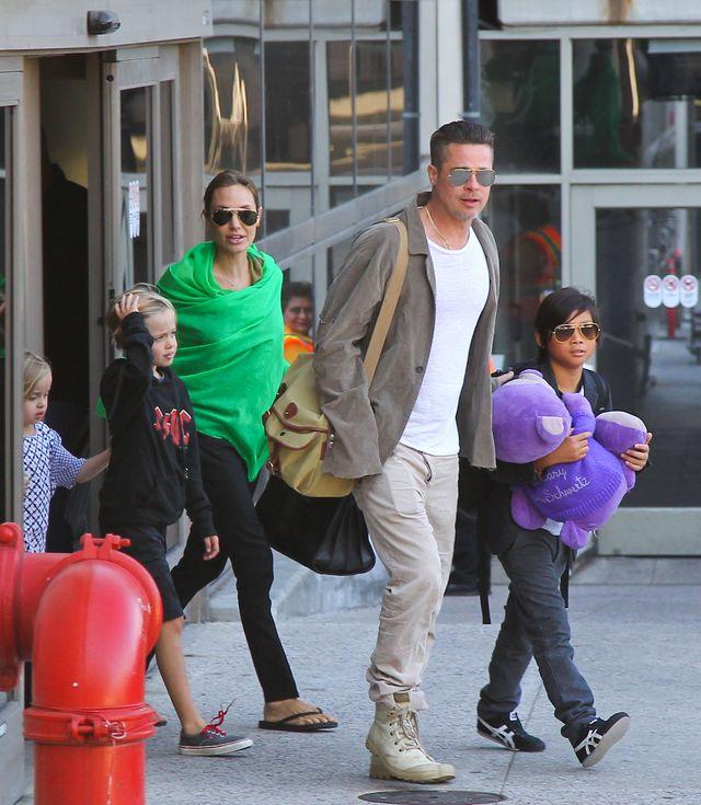 Angelina Jolie nie myślała, że będzie mieć dzieci