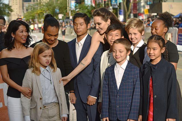 Ekspert od mowy ciała zauważył to u Angeliny Jolie (ZDJĘCIA)